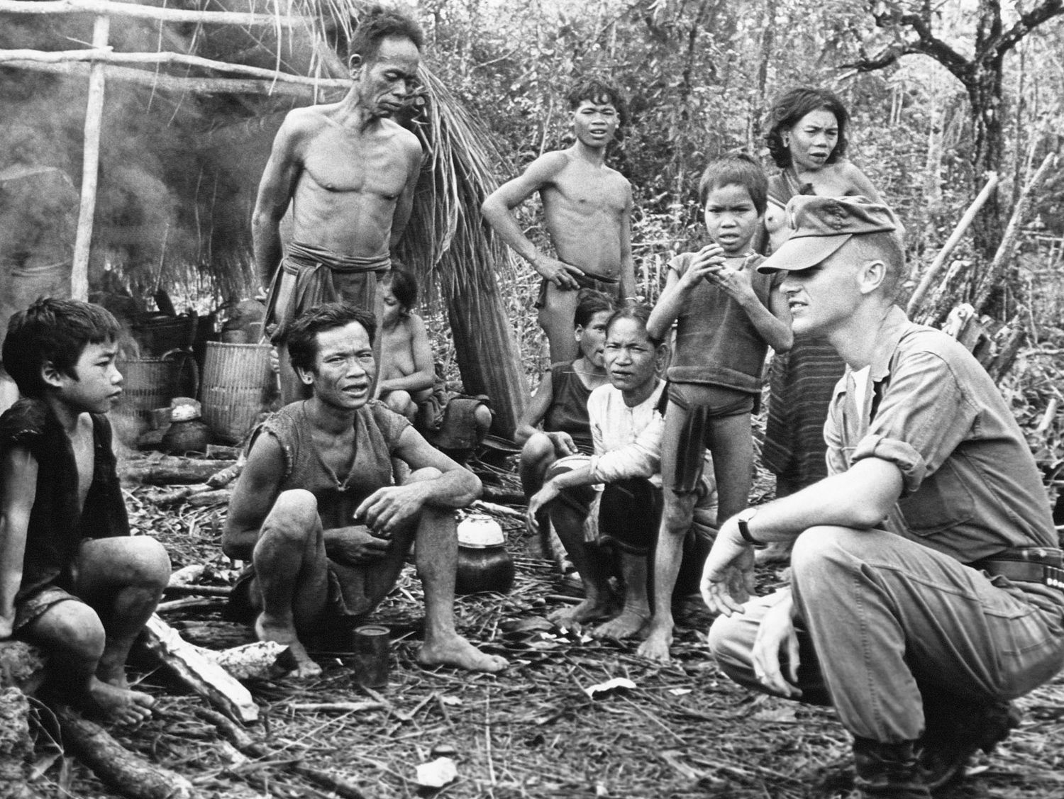 The Vietnam War Part I Early Years And Escalation