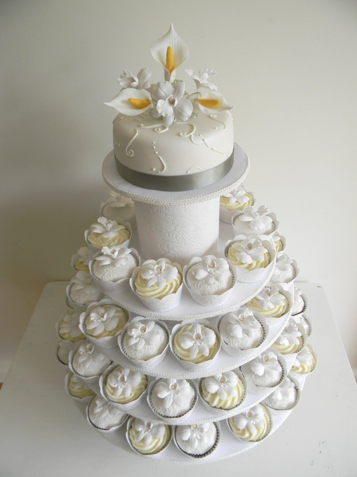 Cupcakes Are So Easy To Be Made At Home Wedding cupcake