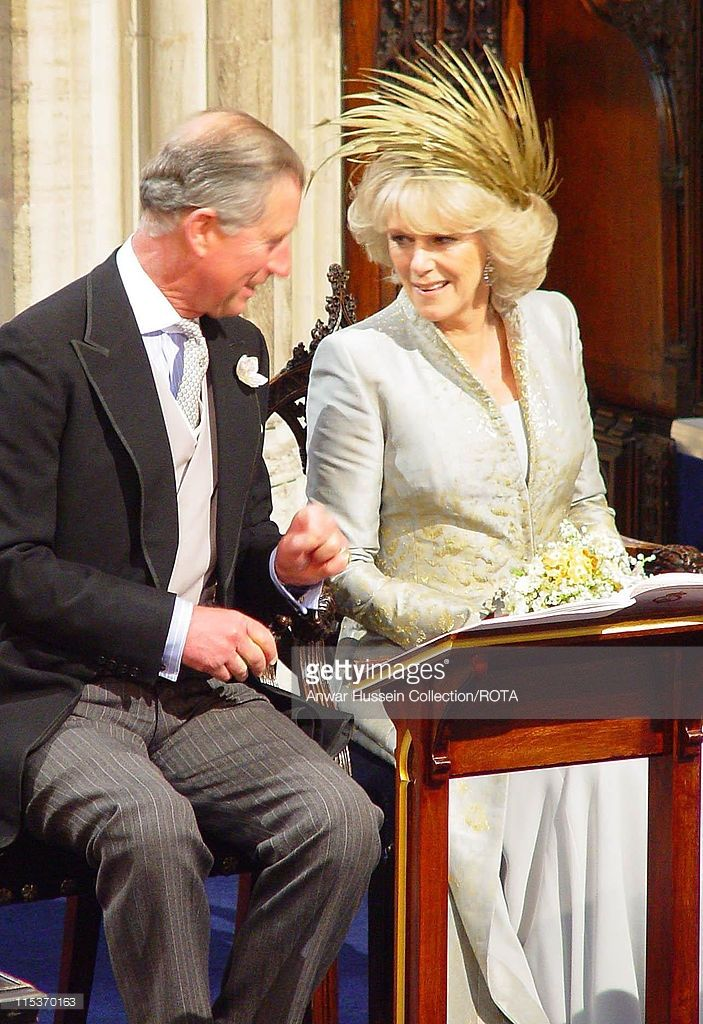 The Royal Wedding of HRH Prince Charles and Mrs. Camilla