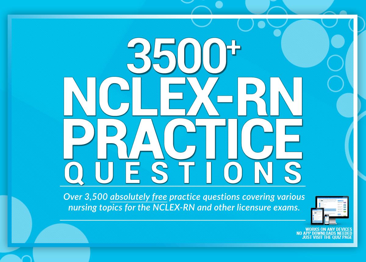Nclex Practice Questions
