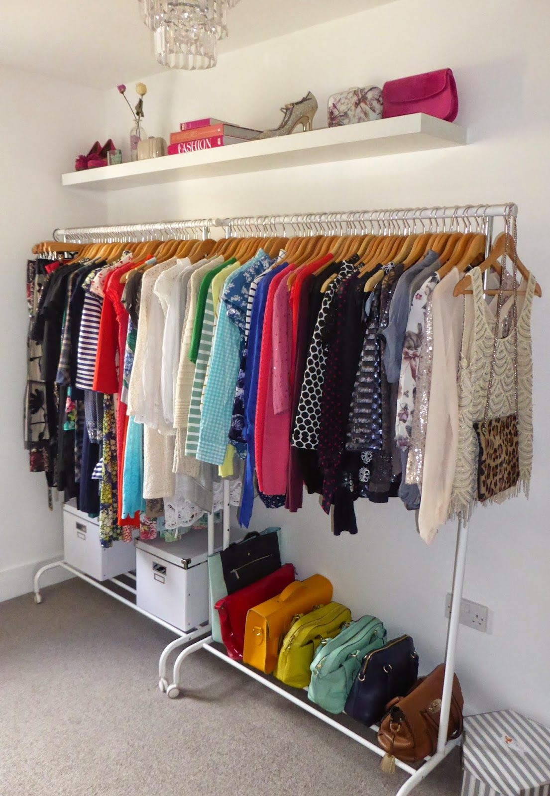Best 25 Spare Room Walk In Closet Ideas