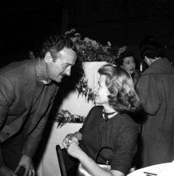 Image result for david niven and rita hayworth