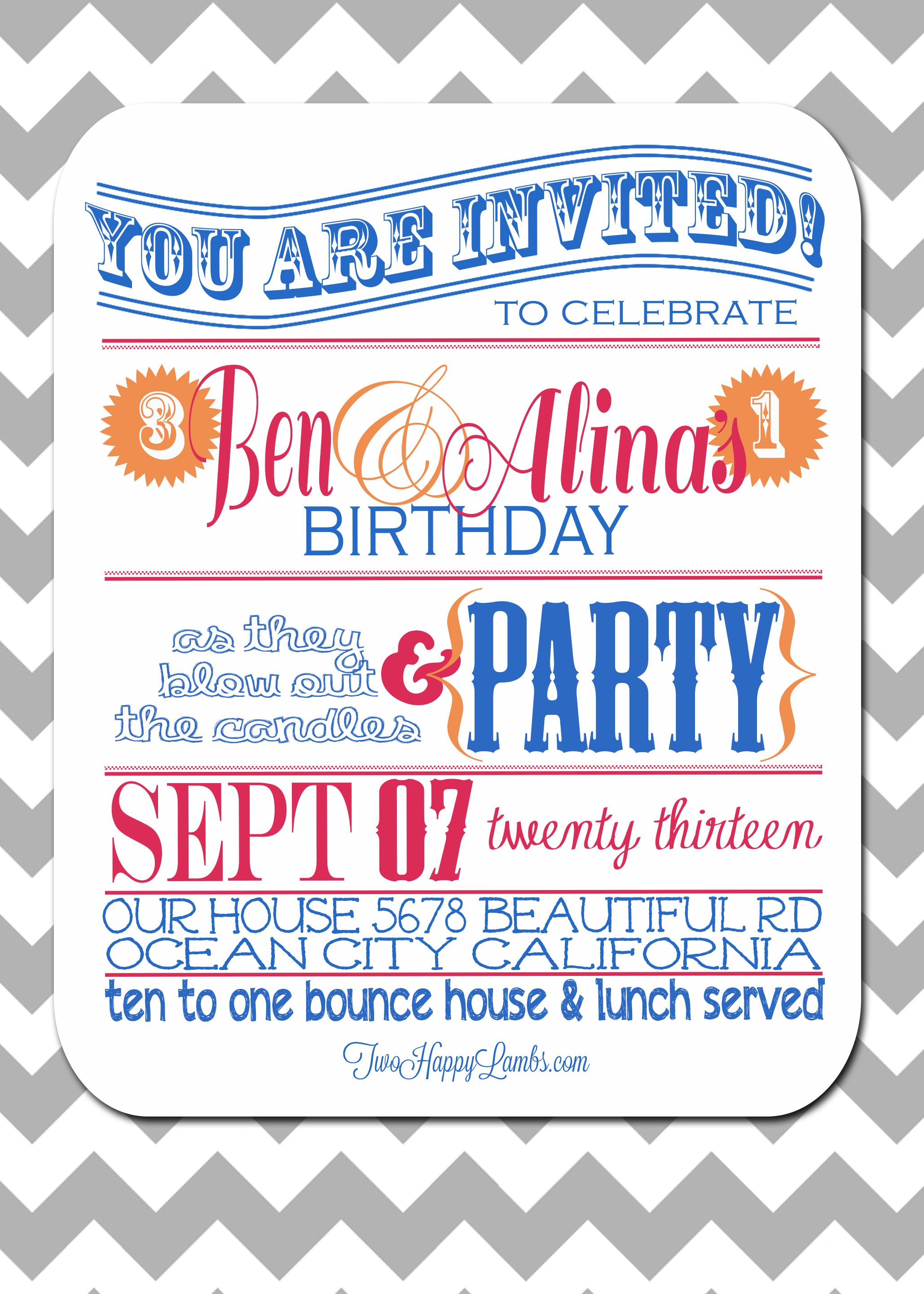 26 new birthday party and baby shower