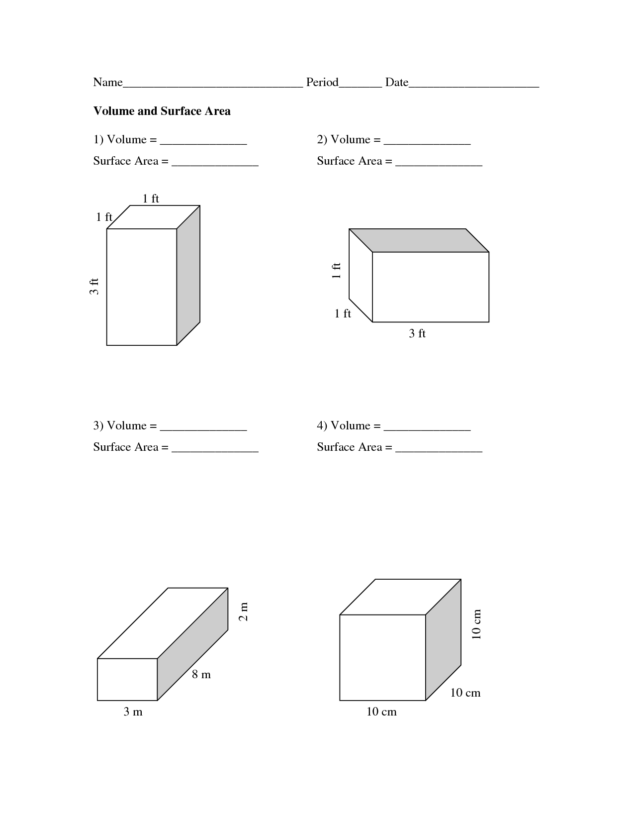 Worksheet Surface Area Of Cylinder Worksheet Worksheet