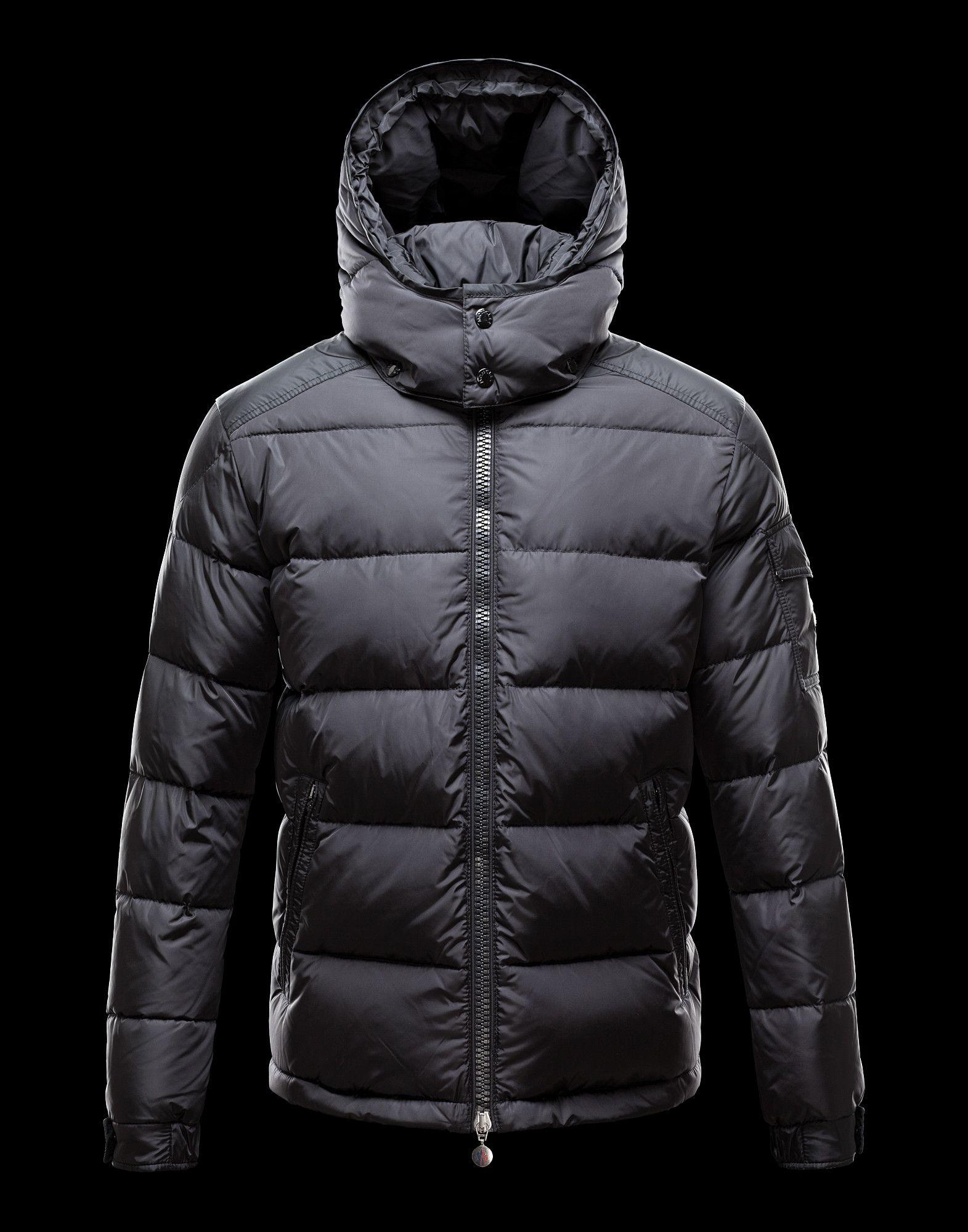 Moncler Maya Jacket (Black) PutHim2Getha Pinterest