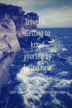 Image result for travel change quote