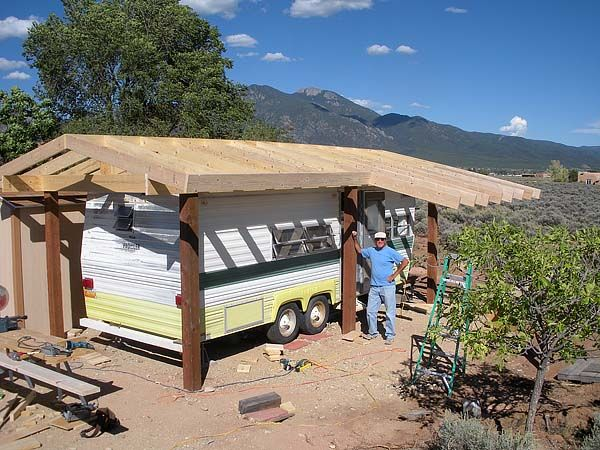 RV Cover Shelter Pinterest Rv Rv Shelter And Rv Campers
