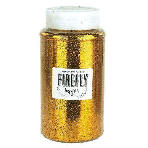 ultra fine gold glitter