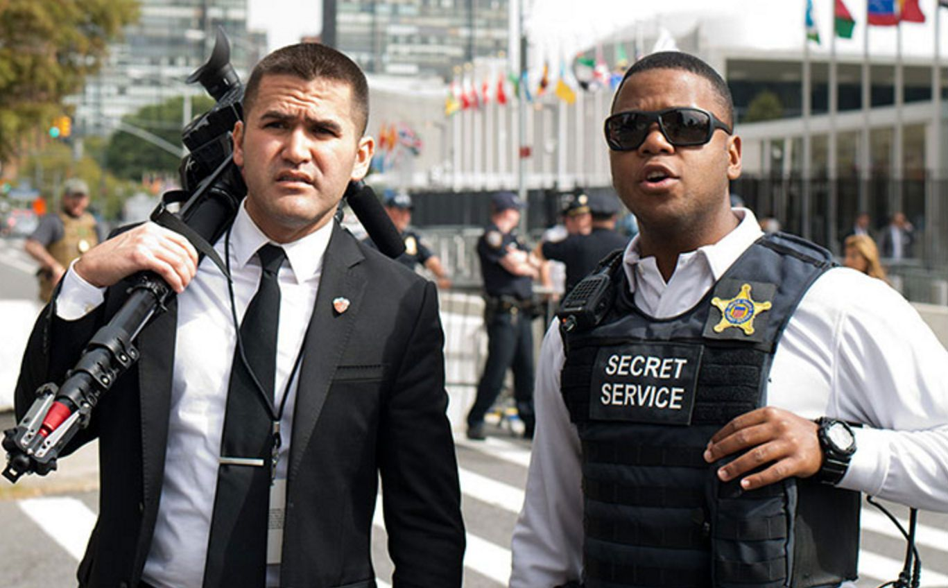 secret service Federal Agents and Undercover types