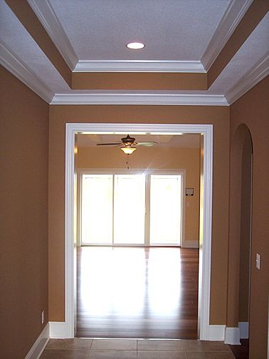 Crown Molding With Tray Ceiling Master Makeover In The Future