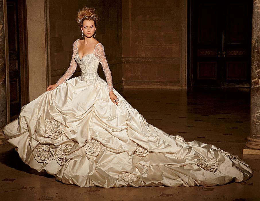Disney Princess Bridal Gowns Graceful Princess Ball Gown