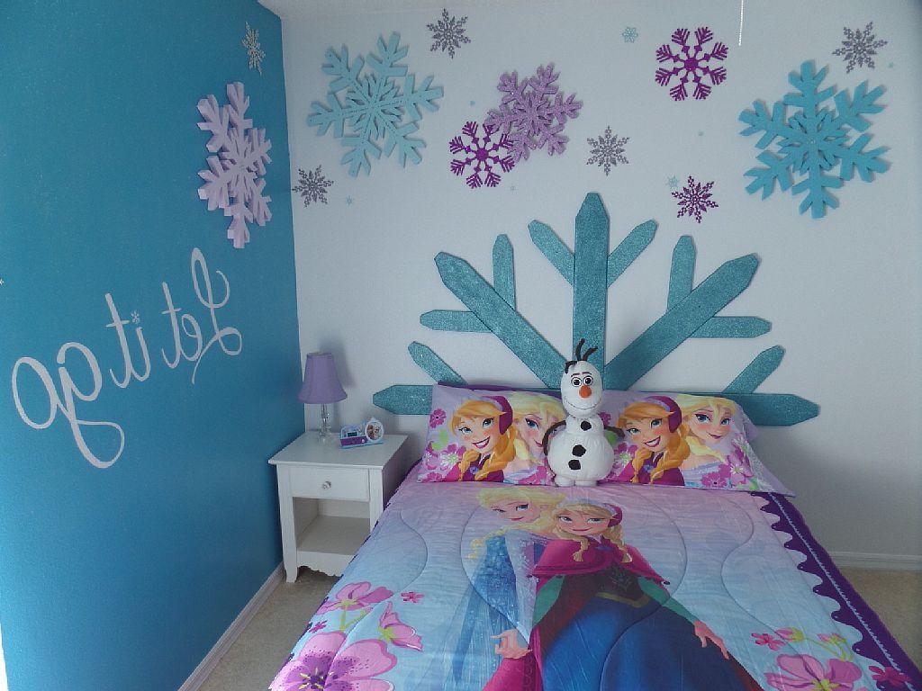 Frozen Theme Bedrooms