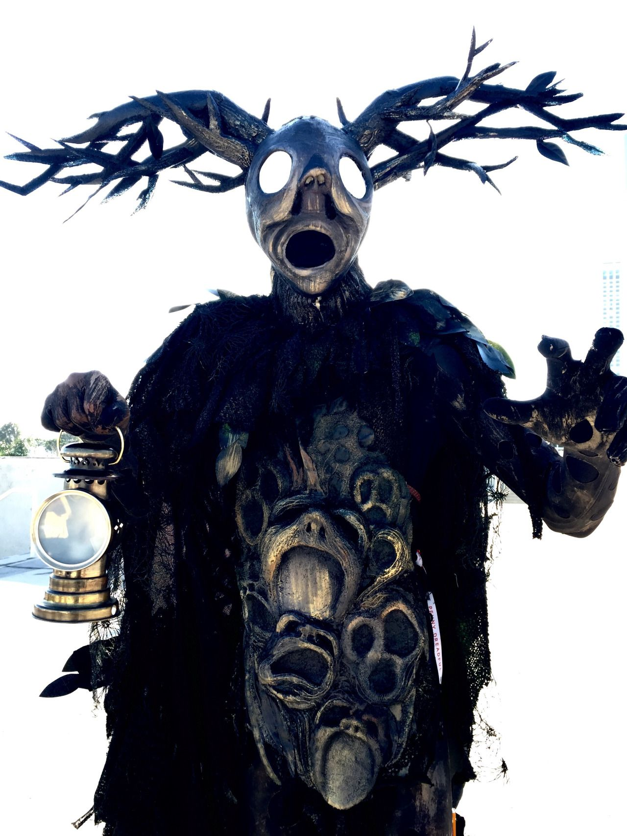 Over the Garden Wall The Beast (Cosplay) cosplay and