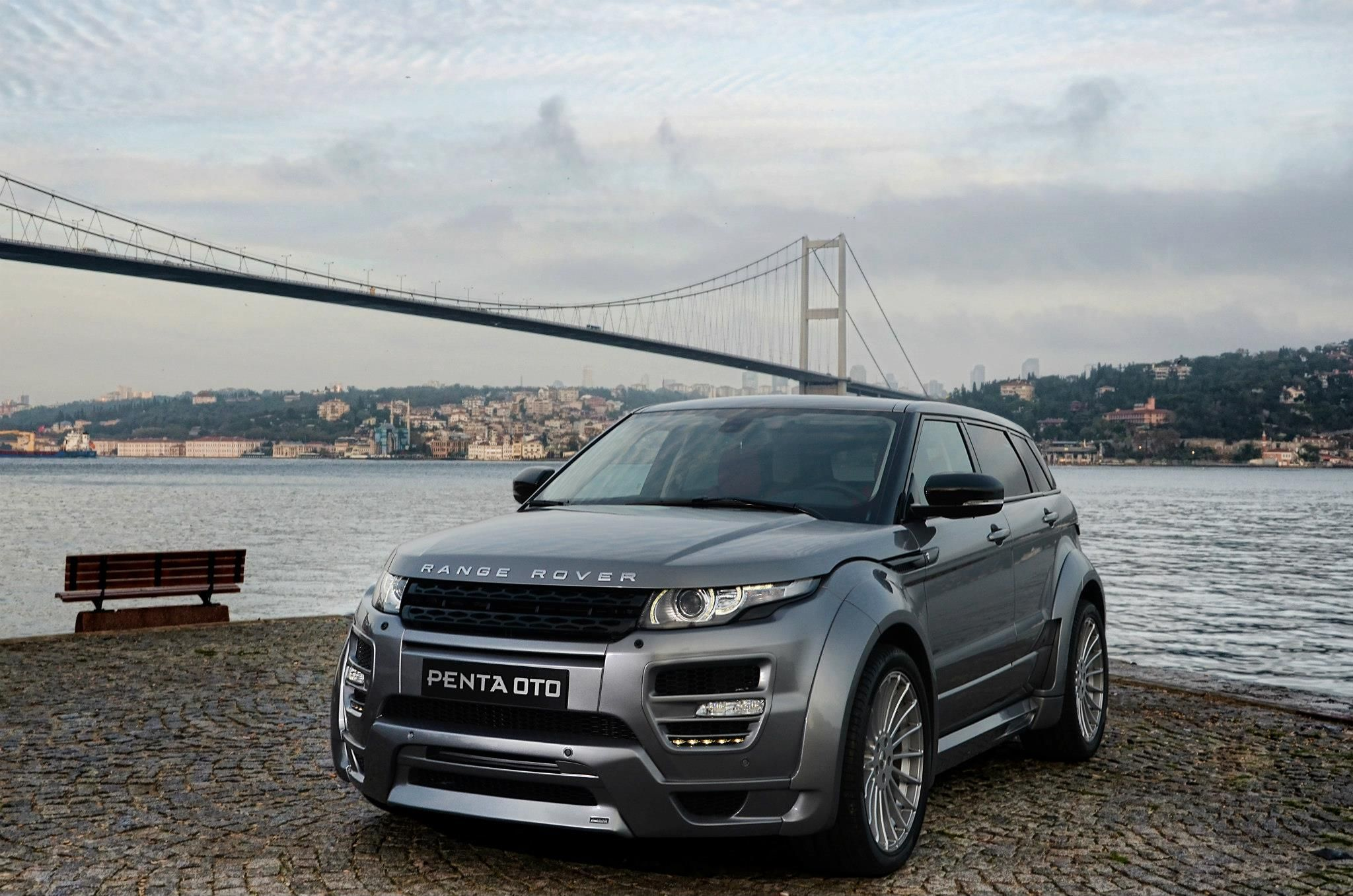 Hamann Range Rover Evoque Other Cars Pinterest