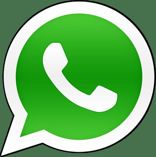 Whatsapp Beeldlogo Rustige sfeer Het is een simpel logo