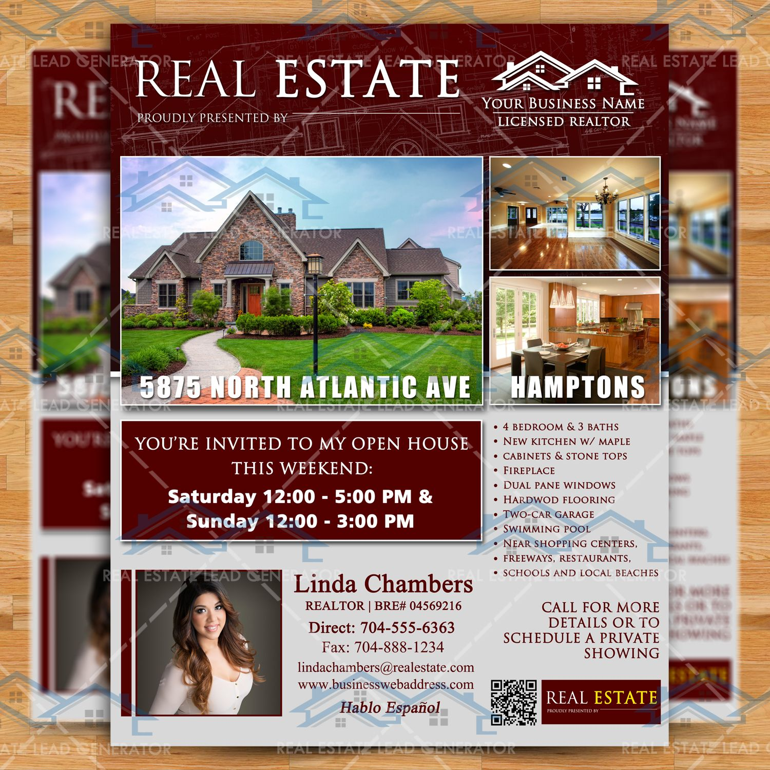 Open House Flyer Templates. open house flyer template 30 free psd ...