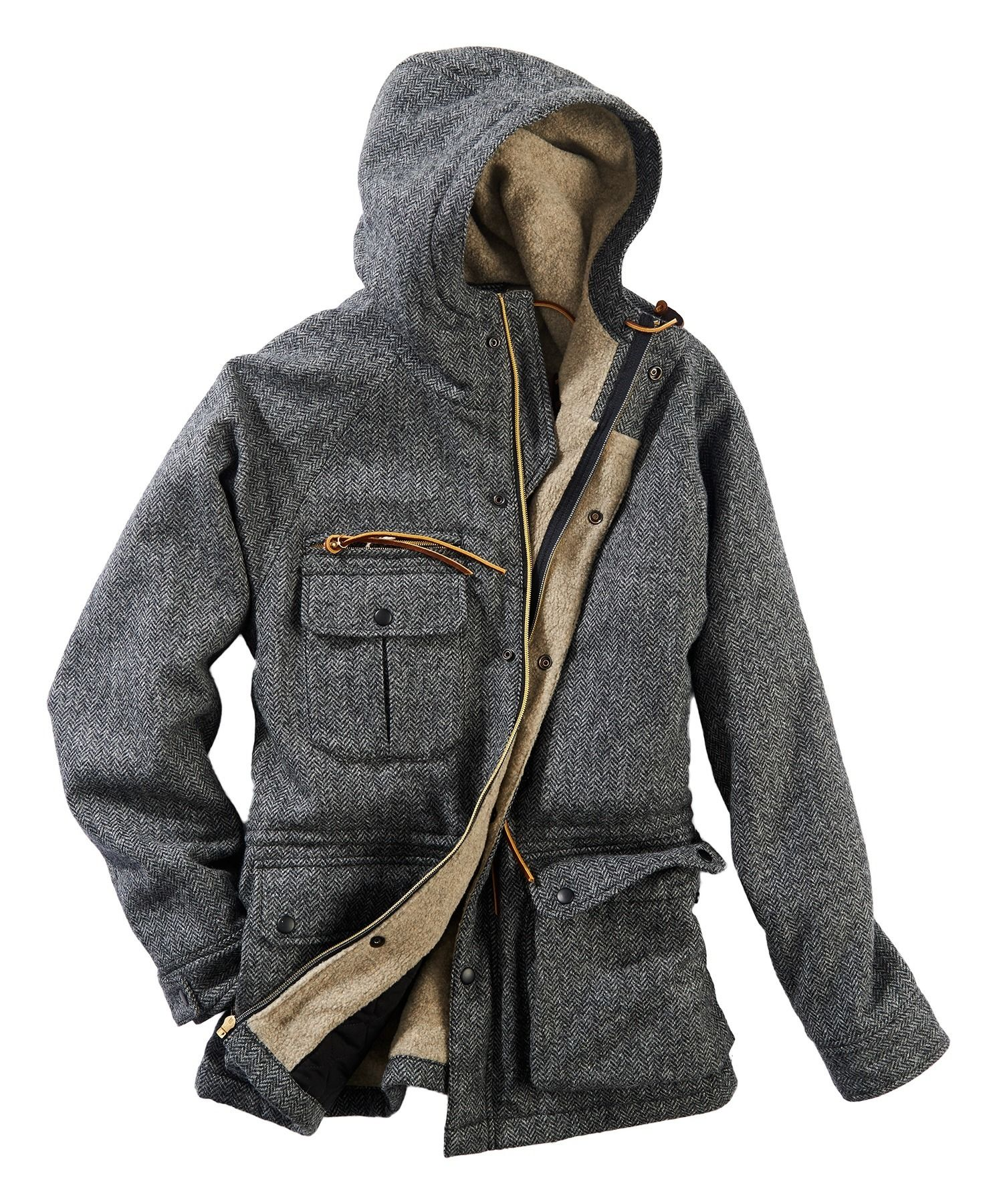 Holiday Gift Guide Outdoor clothing, Parka and Mountains