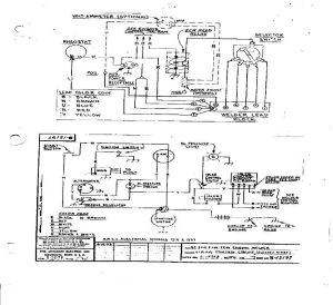 lincoln sa200 wiring diagrams | Original SA200 w auto