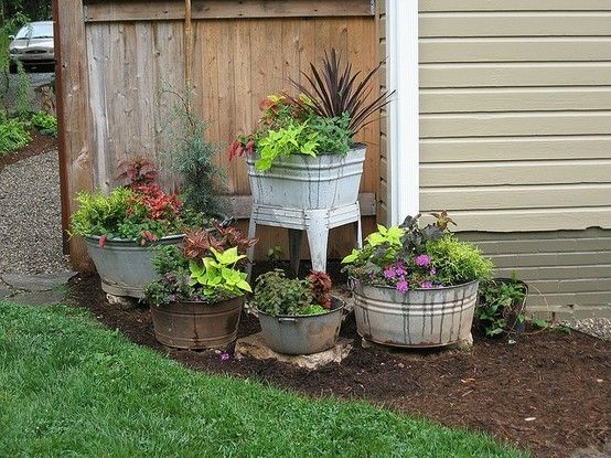 Best 25+ Rustic Landscaping Ideas On Pinterest