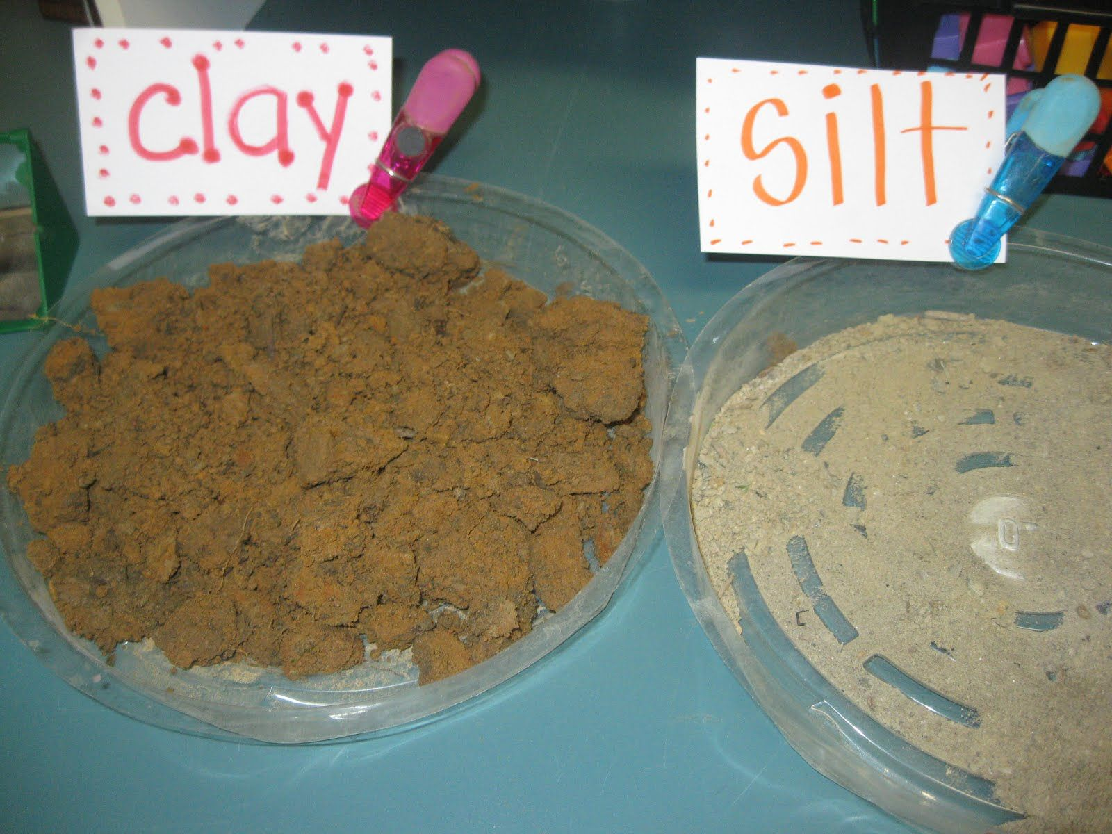 Grade 3 Activities On Observing And Identifying Clay Silt