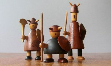 Wooden Viking Wooden Thing