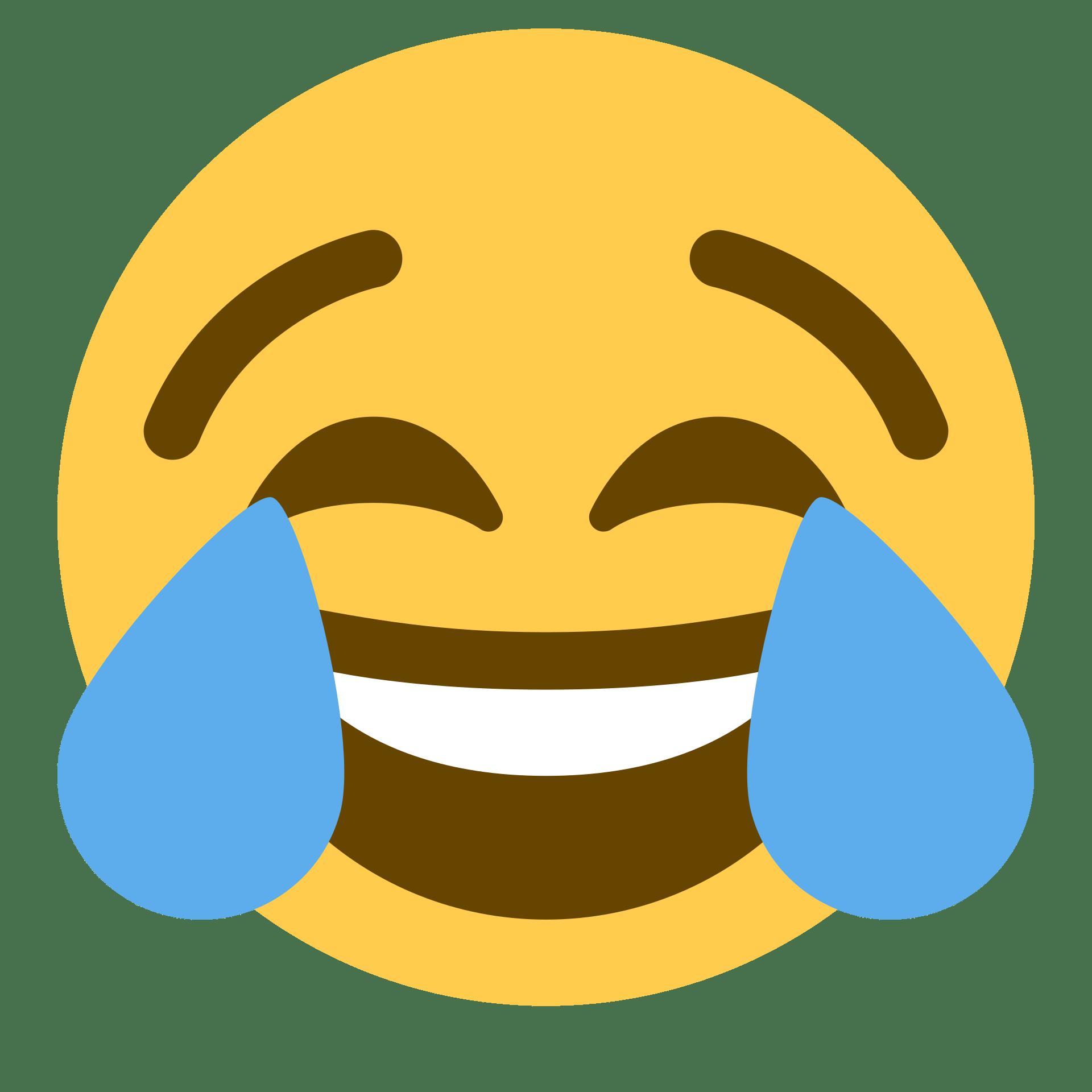 Lmao face emoji Just Laugh Pinterest Emoji