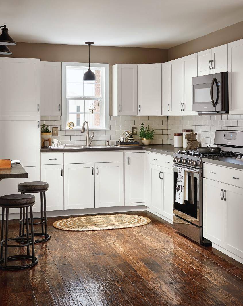 Diamond NOW at Lowe's Arcadia Collection. Streamlined