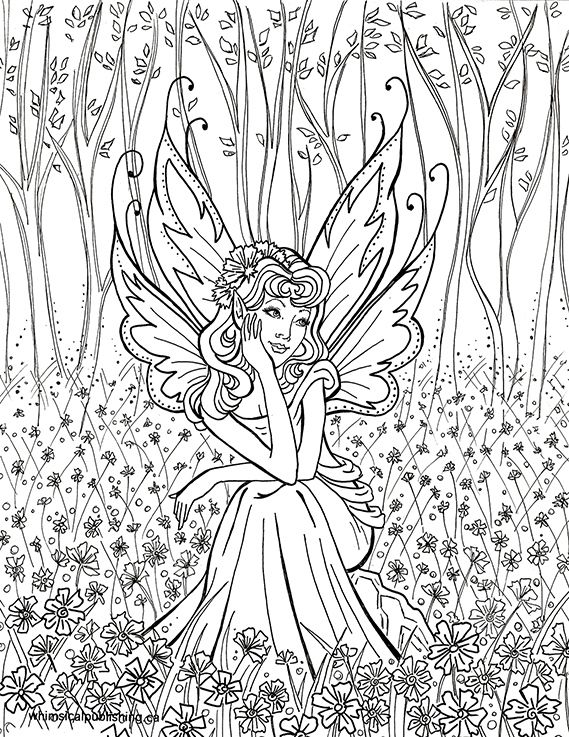 Unicorn Coloring Pages for Adults it is available as