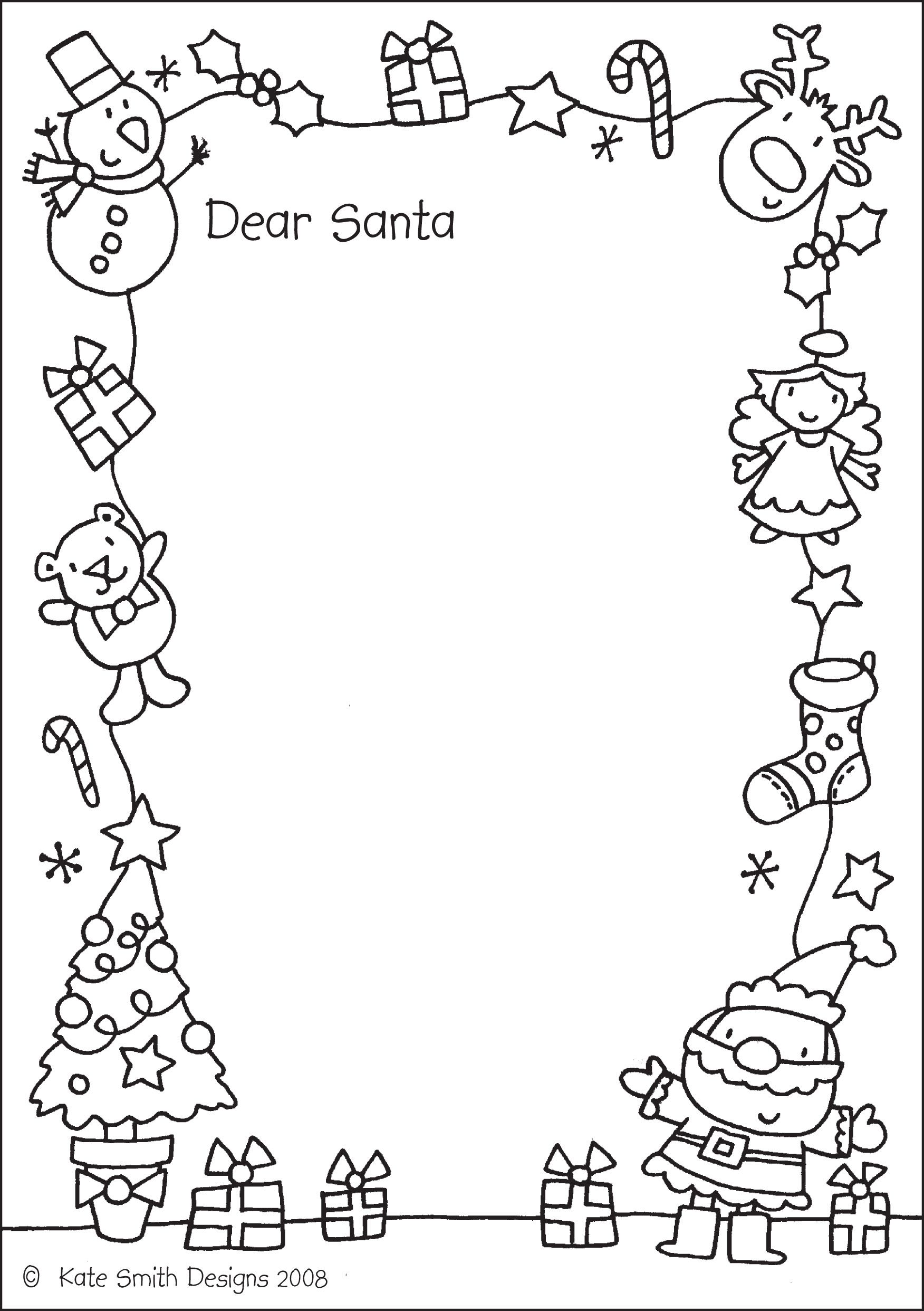 Dont to bring your letters to Santa on 12/2/12