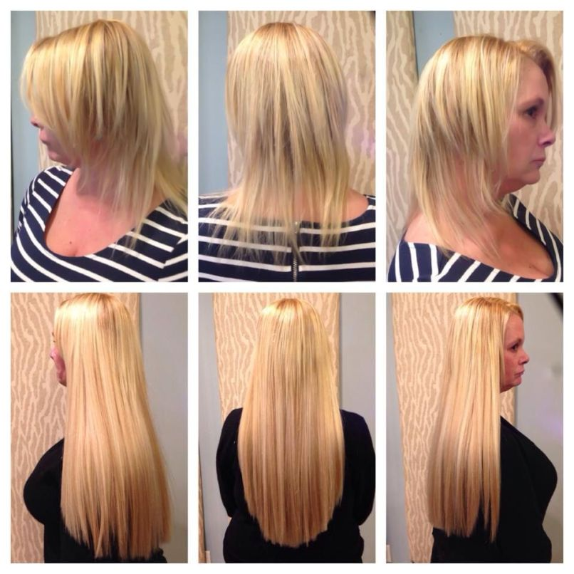 Ron King Invisi Tab Hair Extensions Cost Zieview
