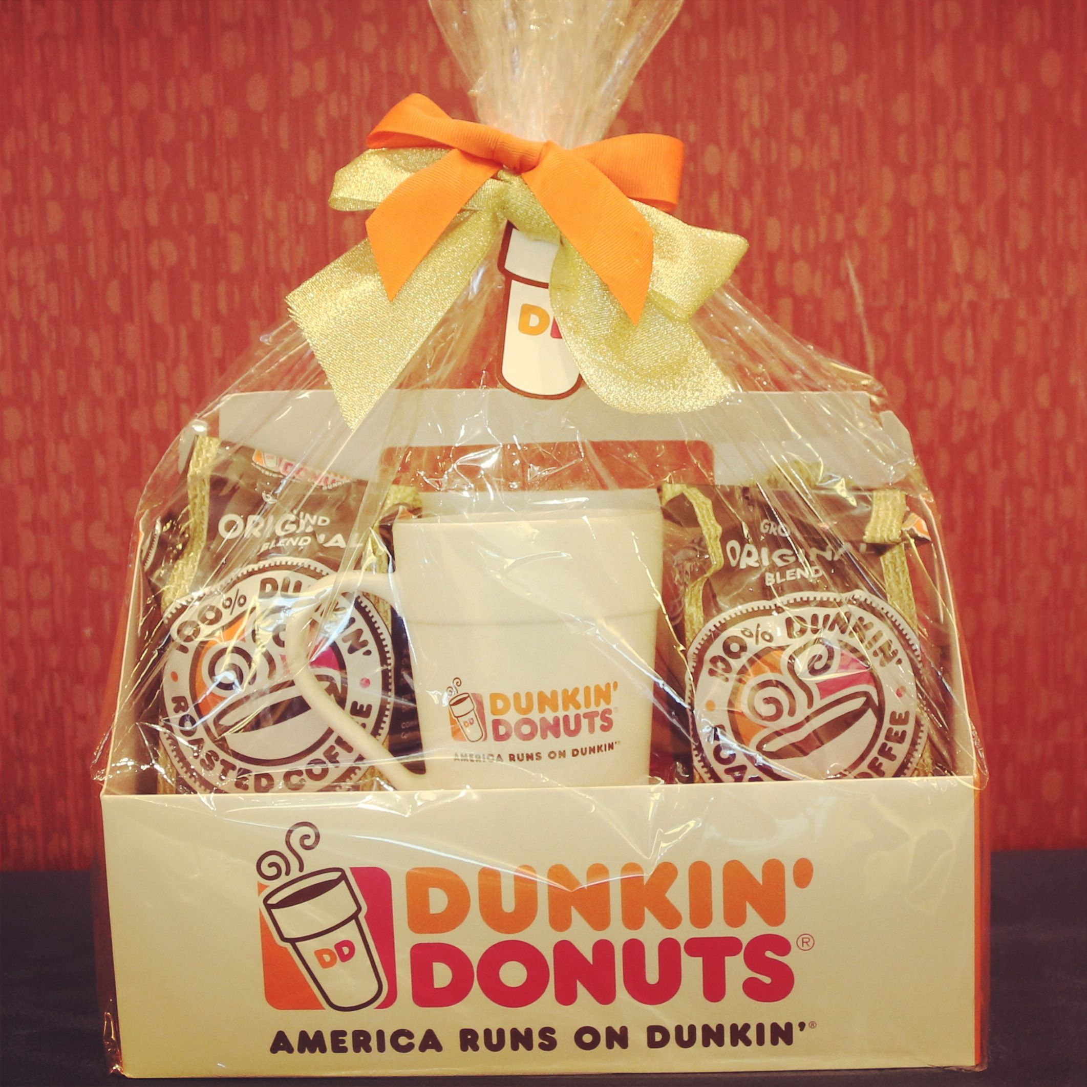 Looking to show some love? Do it with a Dunkin' Gift
