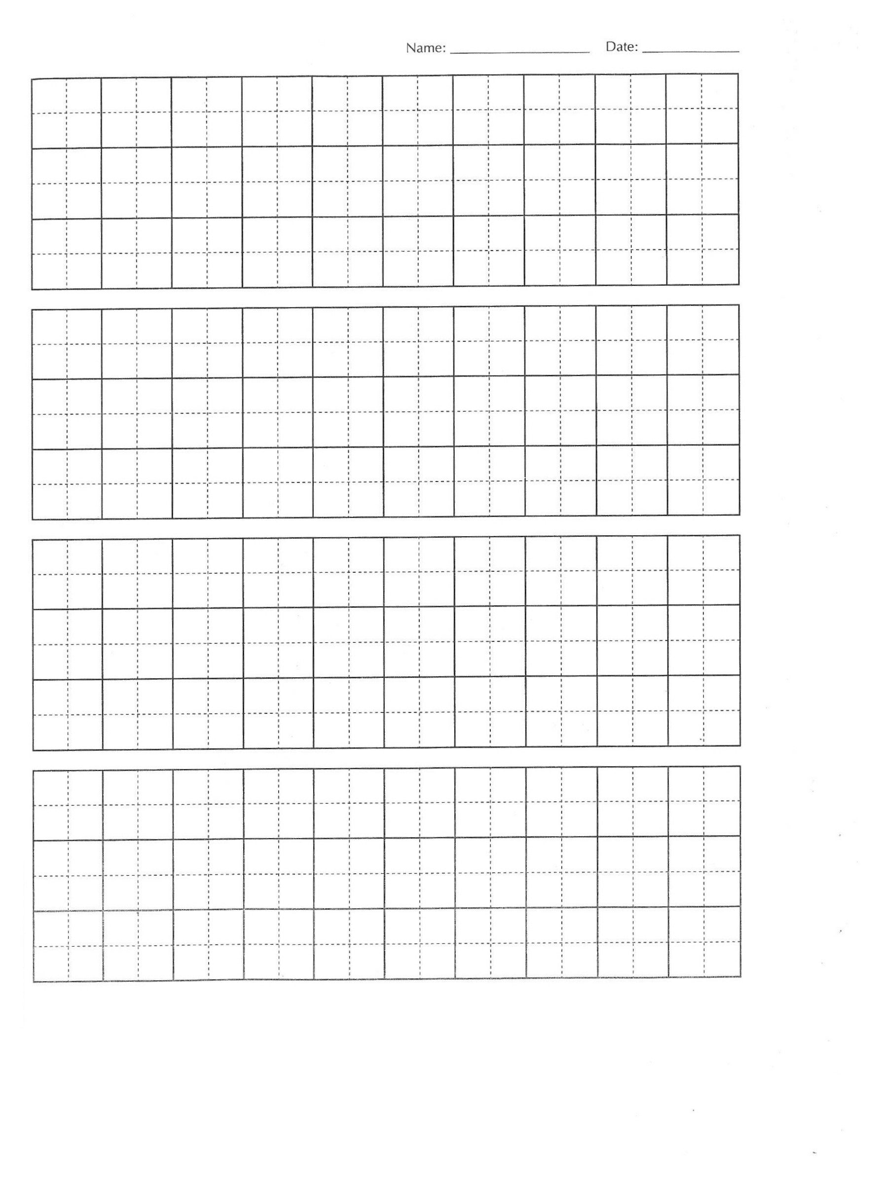 Chinese Character Worksheet Generator