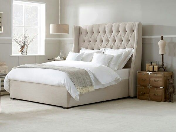 Sampson Bed High Quality Hand Crafted Leather Sofas Darlings Of Chelsea