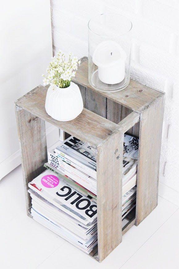 木箱を使って収納家具에 대한 이미지 검색결과