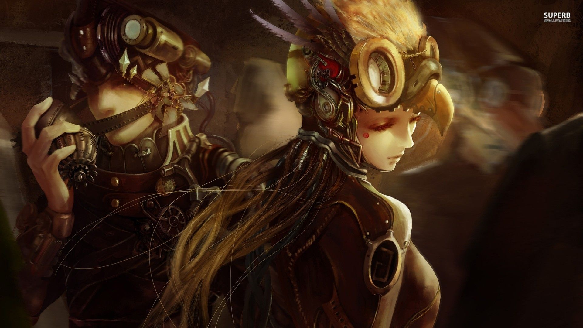Steampunk Anime Wallpapers Everything Steampunk