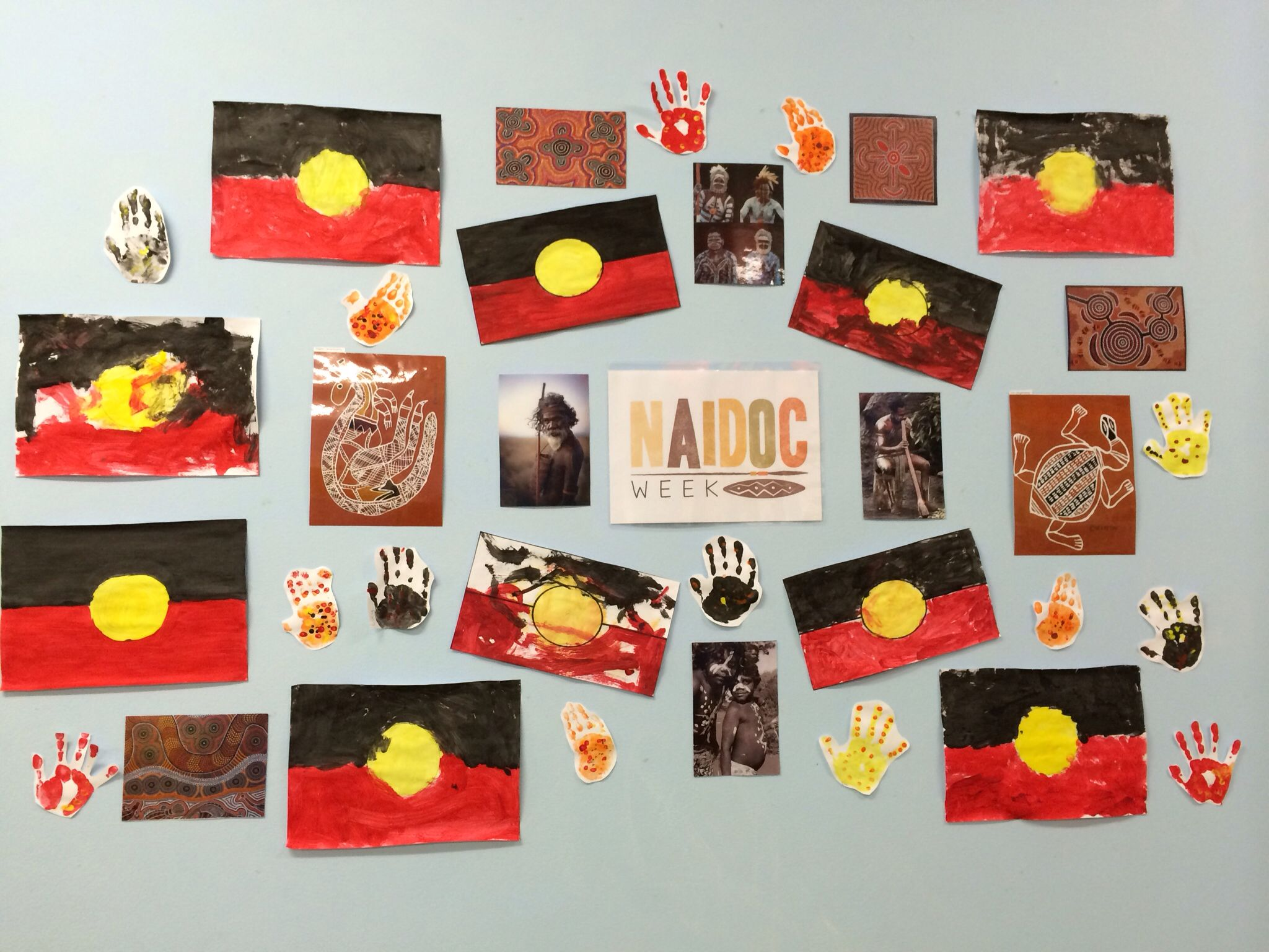 Naidoc Preschool Room Display Celebration