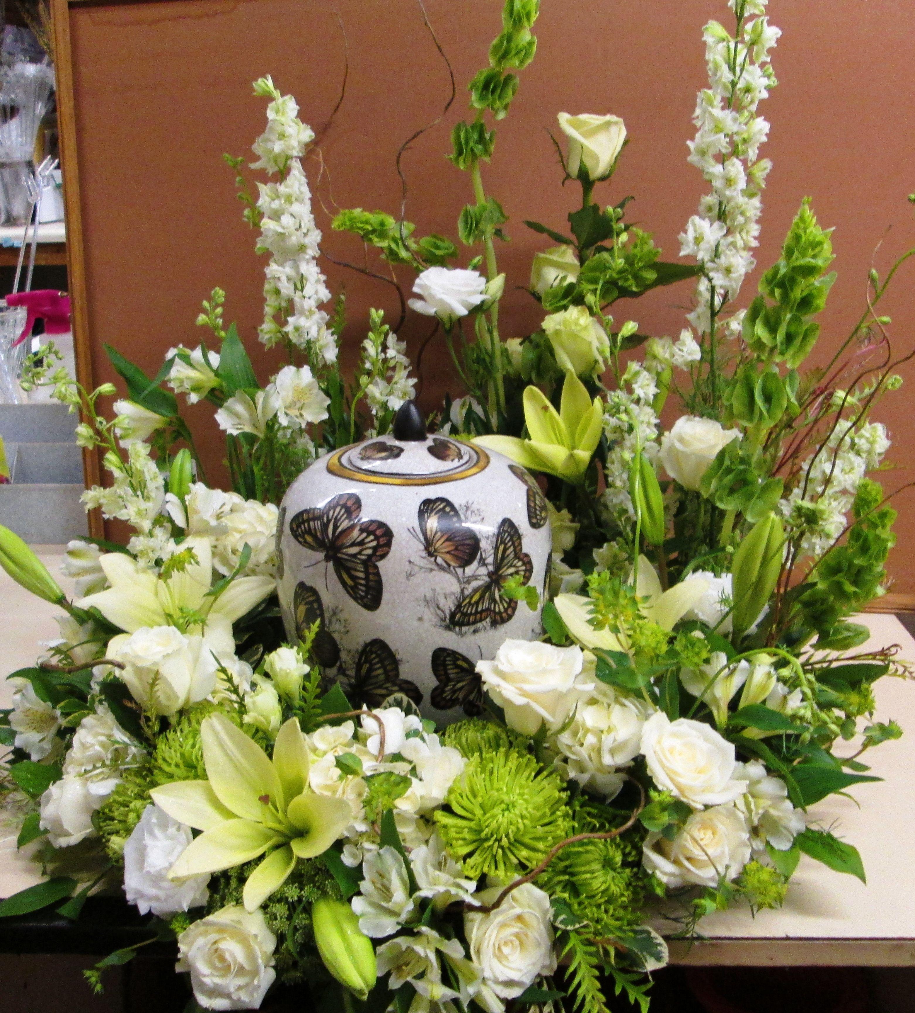 Cremation or memorial piece Cremation Sympathy