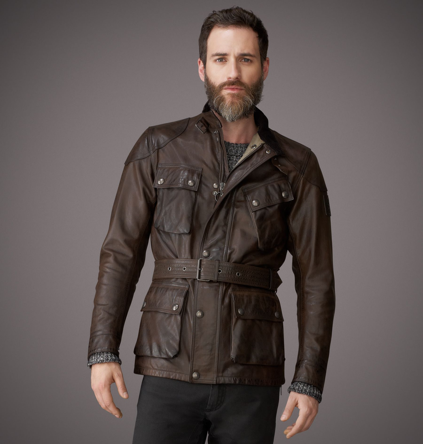THE PANTHER JACKET on Belstaff Clothing Pinterest