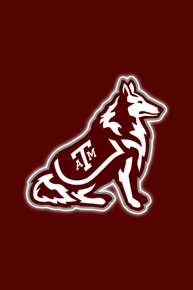 Free Texas A&M Aggies iPhone Wallpapers. Install in