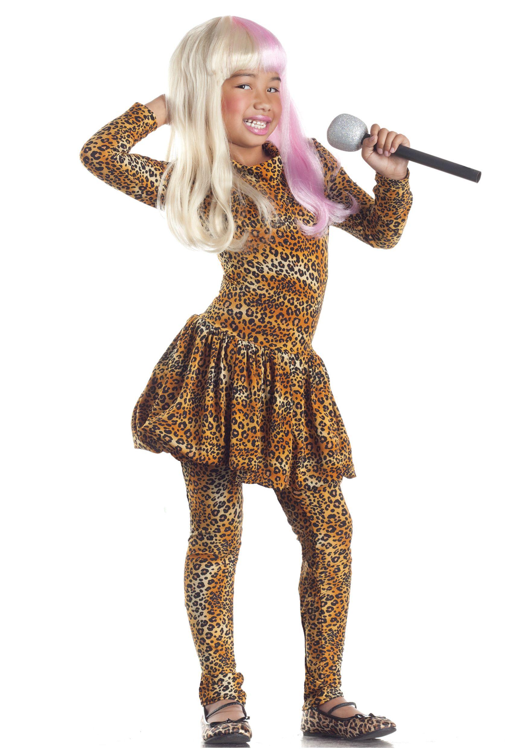 This costume has inspired Kamri to dress up as Nicki Minaj