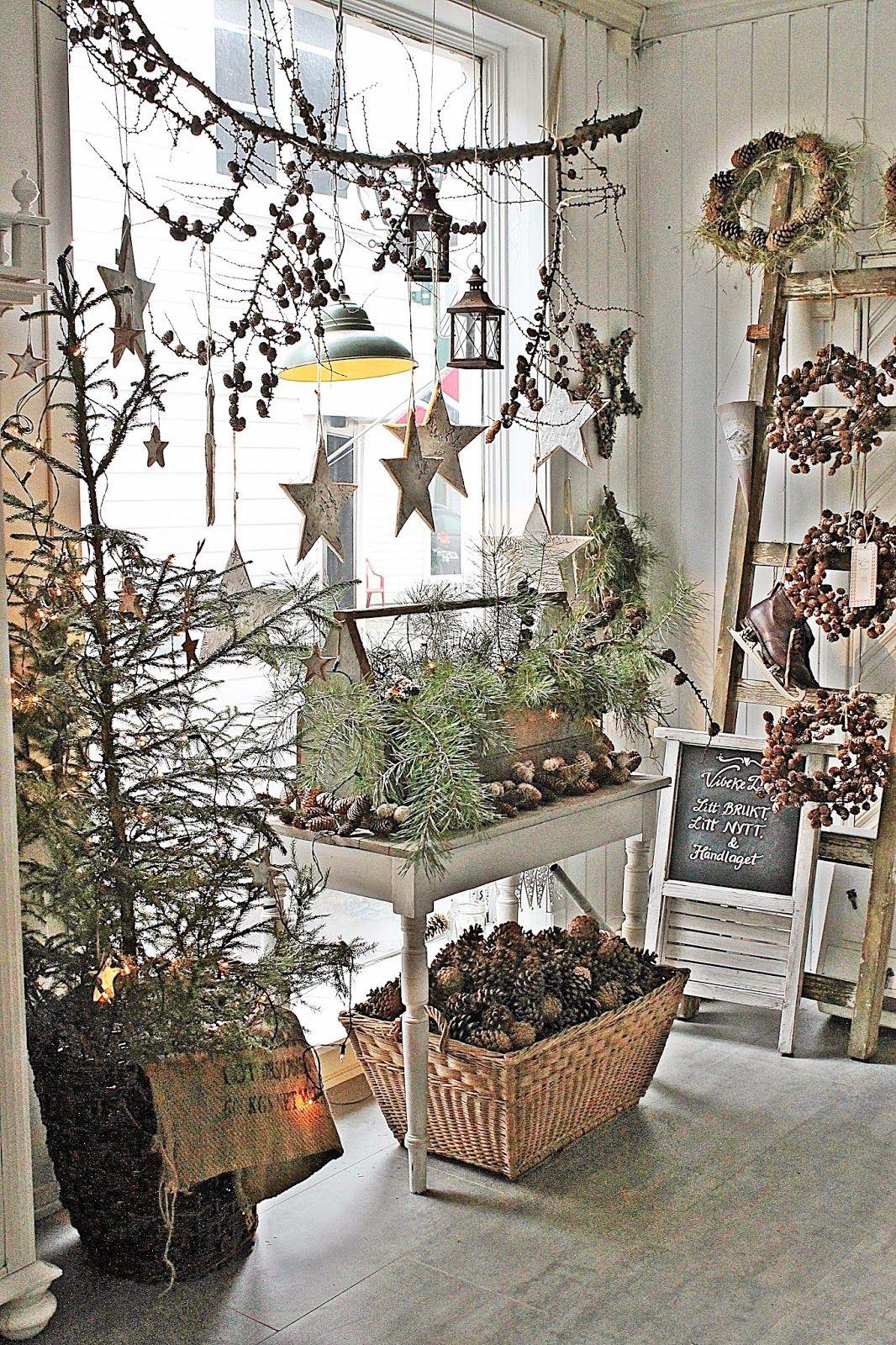 VIBEKE DESIGN Store Display!*!*! Christmas