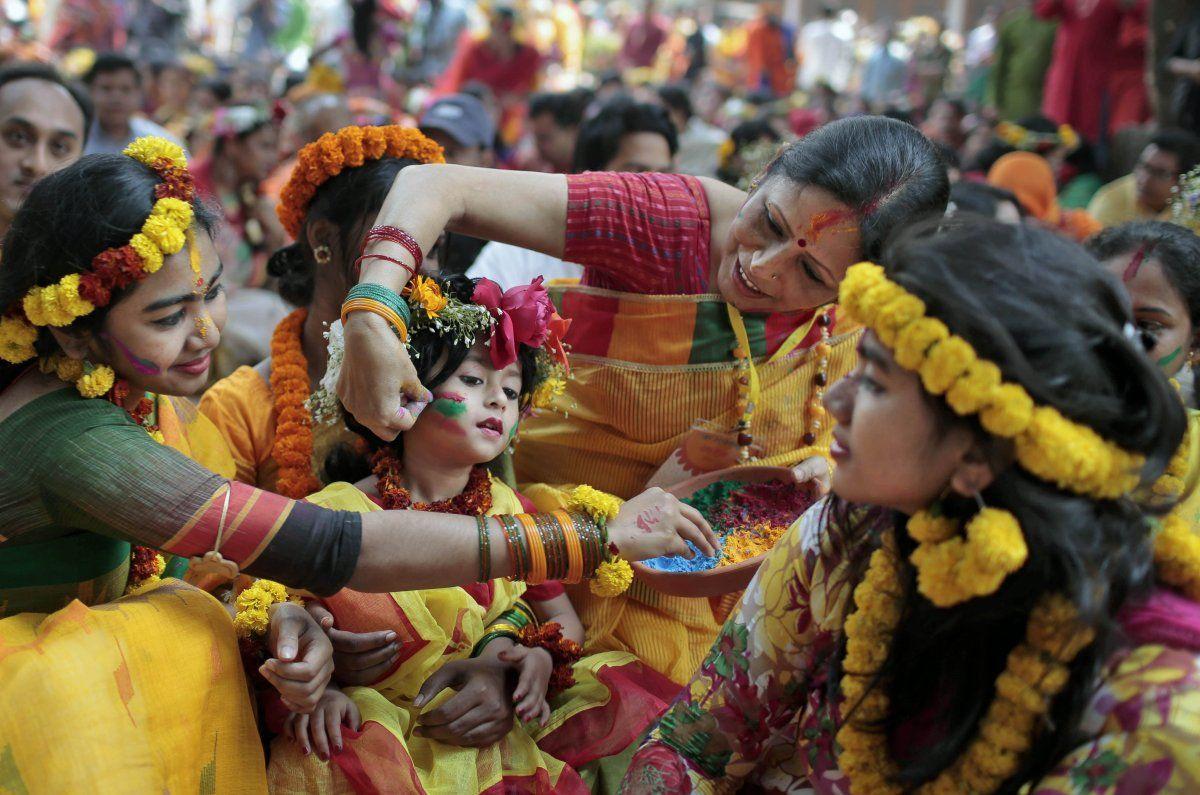 Spring festival in Bangladesh festival bangladesh