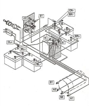 Wiring Diagram For Ez Go Textron 27647 G01 – powerkingco
