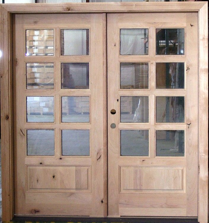 rustic style double entry doors of 300 fully pre