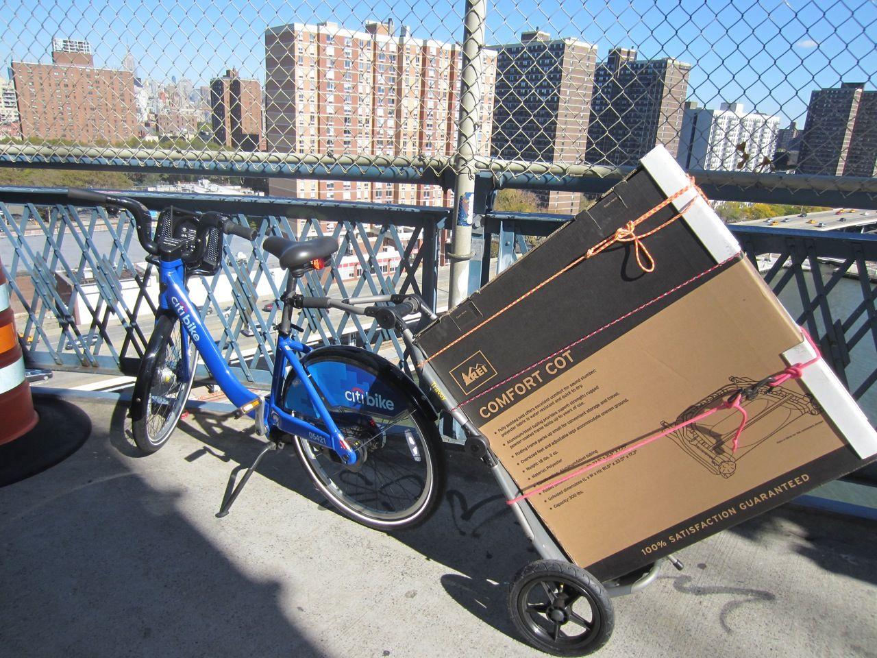 Citibike Travoy 2 Travoy in Action Pinterest Bike