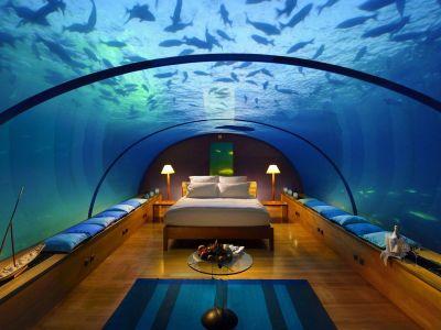 Conrad Maldives Rangali Island. (See also: http ...