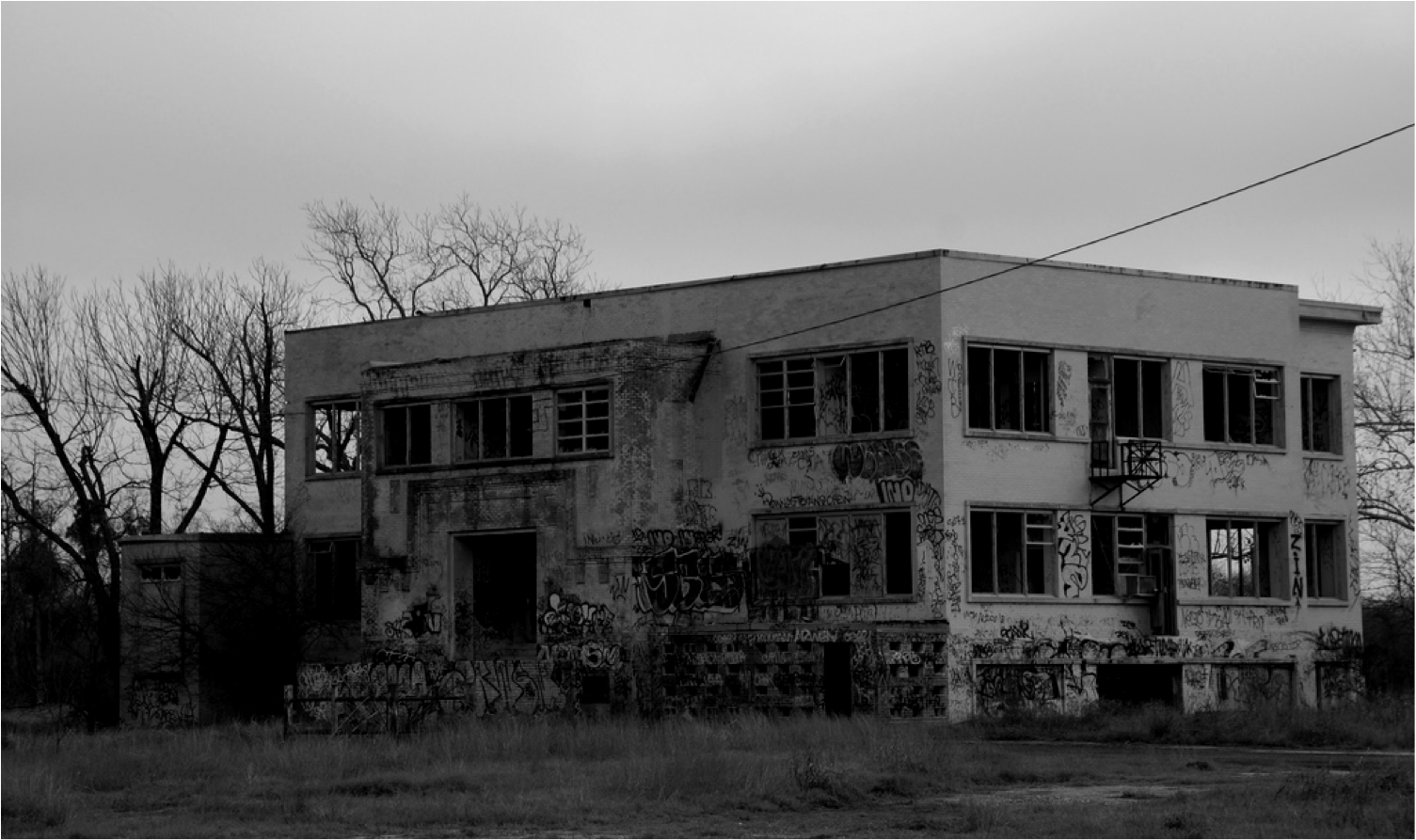 Abandoned Insane Asylums Infamous insane asylums II