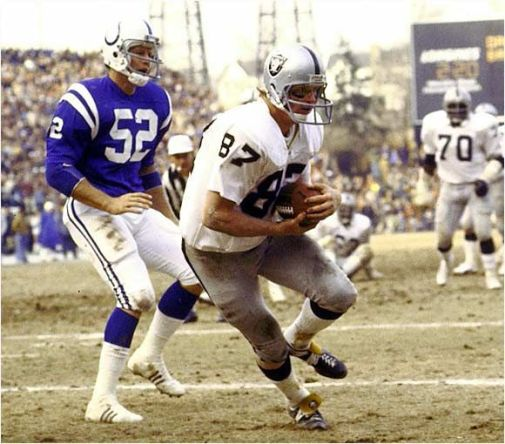 Image result for dave casper raiders images photos