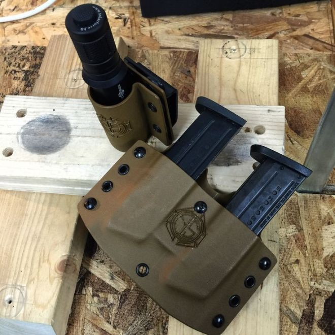Cys gear custom kydex holster factory kydex holster