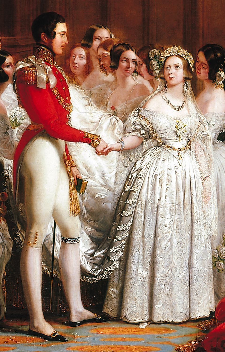 The Marriage of Queen Victoria, 10 February 1840 Royal